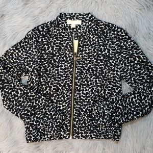 Michael Kors Cropped Jacket